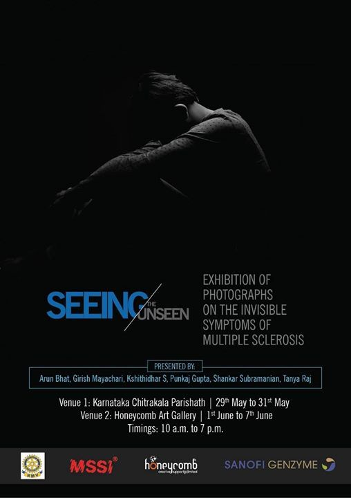 Seeing the Unseen  A photography Exhibition