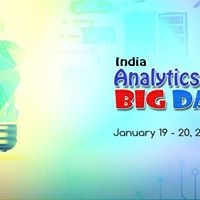 India Analytics IOT &amp BIG DATA Summit