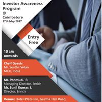 Investors Awareness Program at Kovai