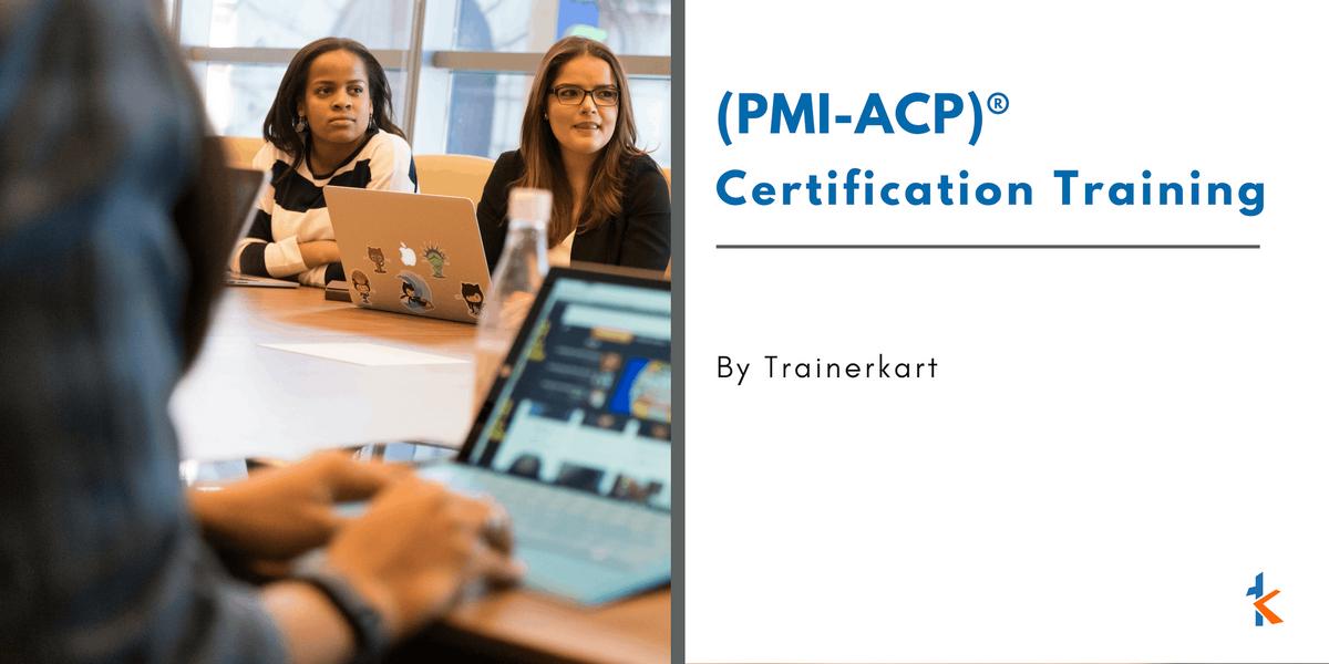 PMI-ACP 3 Days Classroom Training in Charleston SC