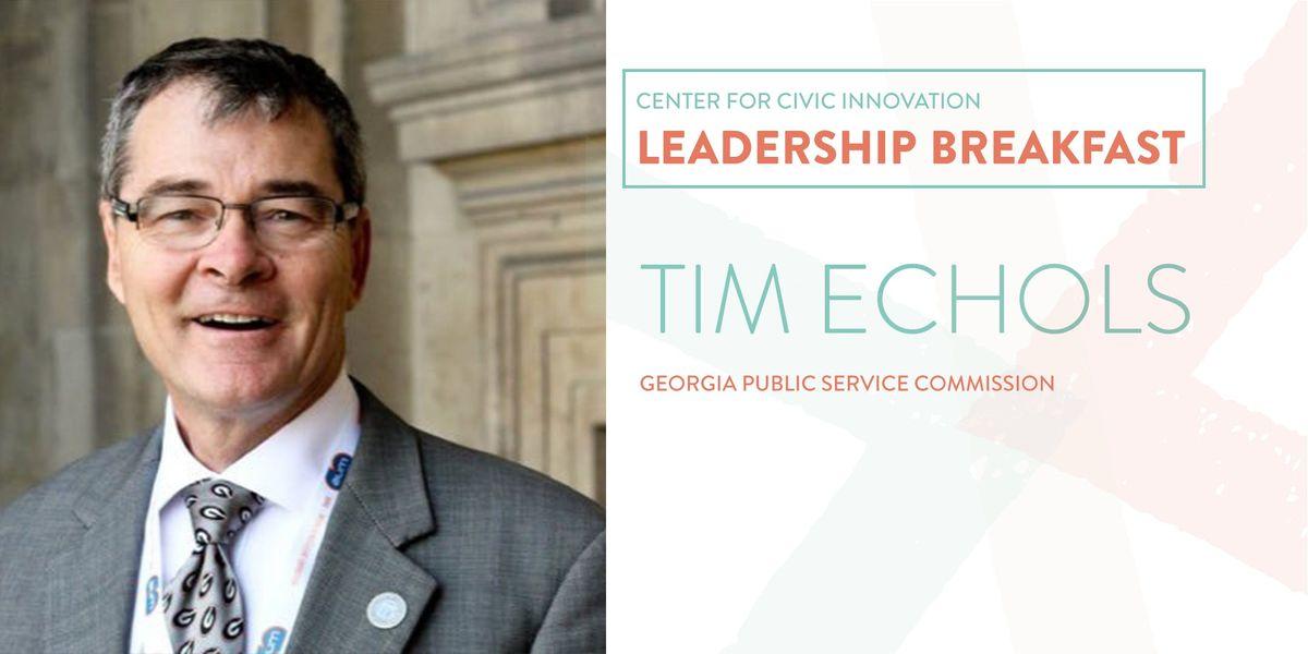 Leadership Breakfast Tim Echols