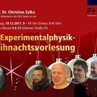 Experimentalphysik - Weihnachtsvorlesung