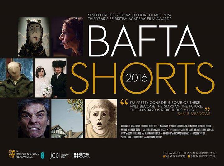 Resultado de imagen de BAFTA Shorts 2016