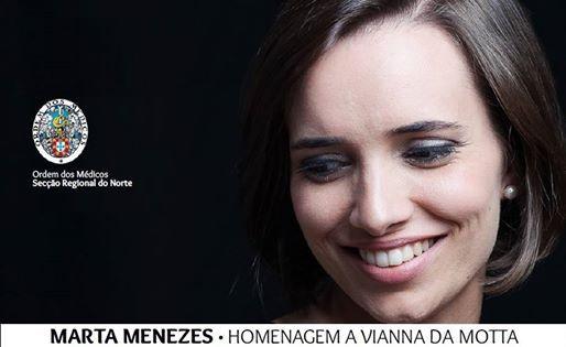 Recital De Piano Por Marta Menezes Homenagem A Vianna Da Motta At Nortemdico