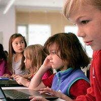 Kids Learning Code Webmaking with HTML &amp CSS (PA Day Workshop)