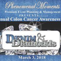 Denim &amp Diamonds Gala for Colon Cancer Awareness