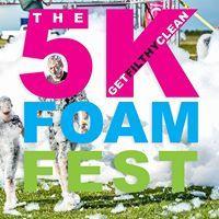 5k Foam Fest Fun Run