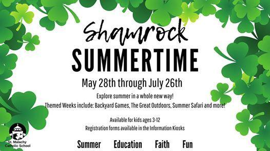 Shamrock Summertime