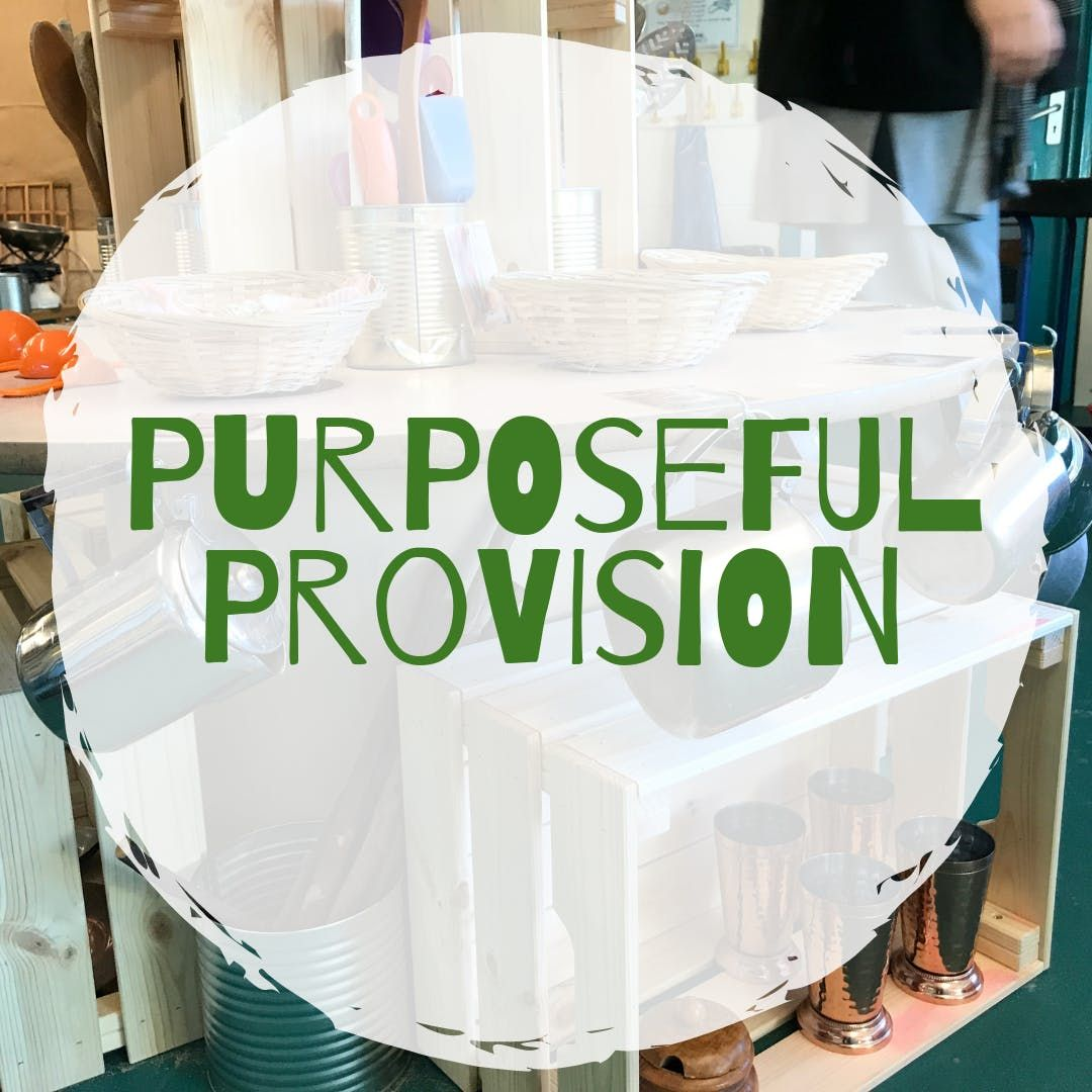 Purposeful Provision Early Years Training (North Yorkshire)