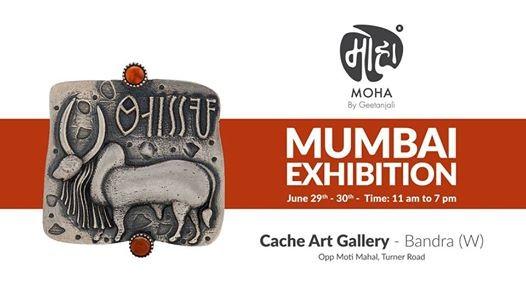 Mumbai - Moha Silver Jewlry Exhibition