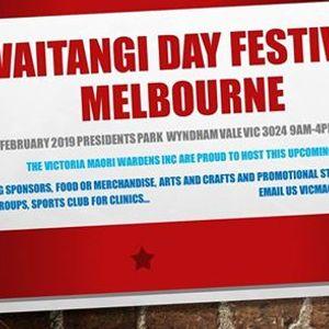 Waitangi Day Melbourne