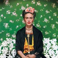 Frida Kahlos art style and loves