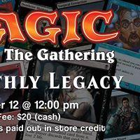 Magic Bi-Monthly Legacy Event
