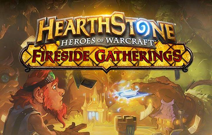 Hearthstone Fireside Gathering