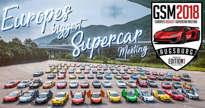 Europes biggest Sportscar Meeting 2018