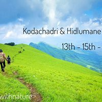 Kodachadri &amp Hidlumane Falls Trek