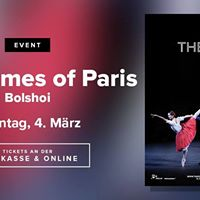 Bolshoi Ballett The Flames of Paris
