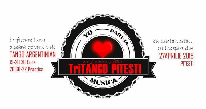 TriTango Pitesti-Tango argentinian cu Lucian Stan