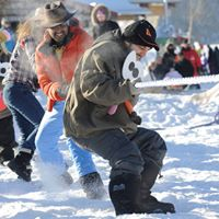 Winterfest Tug of War Challenge in Goderich