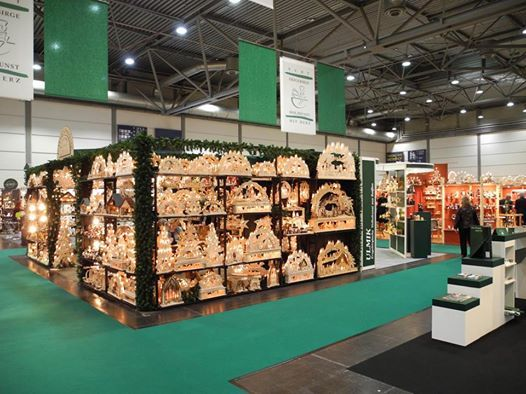 RATAGS auf der Messe Christmasworld FrankfurtMain