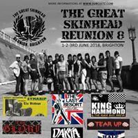 The Great Skinhead Reunion Brighton 2018