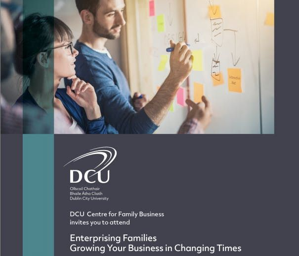 Enterprising Families Growing your Business in Changing Times