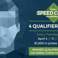 Speed Chess Championship Qualifier 4