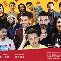 Comic Opera - Islamabad