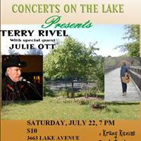 Kingstock presents Terry Rivel with Julie Ott