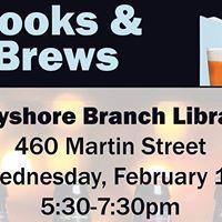 Books &amp Brew