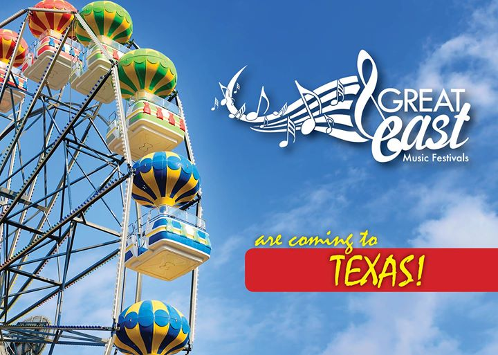 Great East Music Festivals in Texas