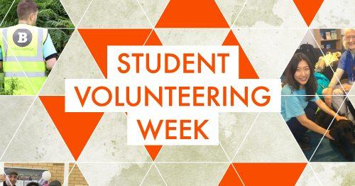Student Volunteering Week 2018