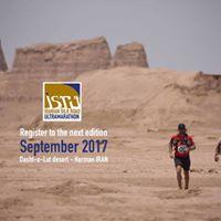 ISRU  Iranian Silk Road Ultramarathon