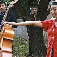 GLI ALBERI DI PINOCCHIO JAZZ a Pomigliano Jazz 2017
