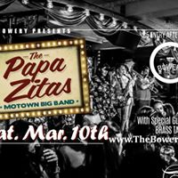 The Papa Zitas Live in The Bowery