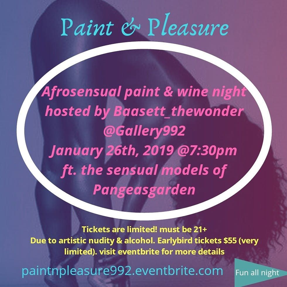 Paint & Pleasure