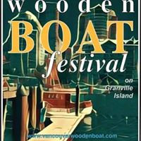 Creaking Planks at the Wooden Boat Festival