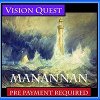 Manannan Vision Quest