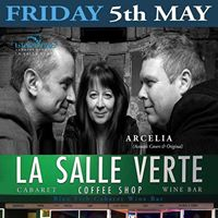 LIVE MUSIC - Arcelia