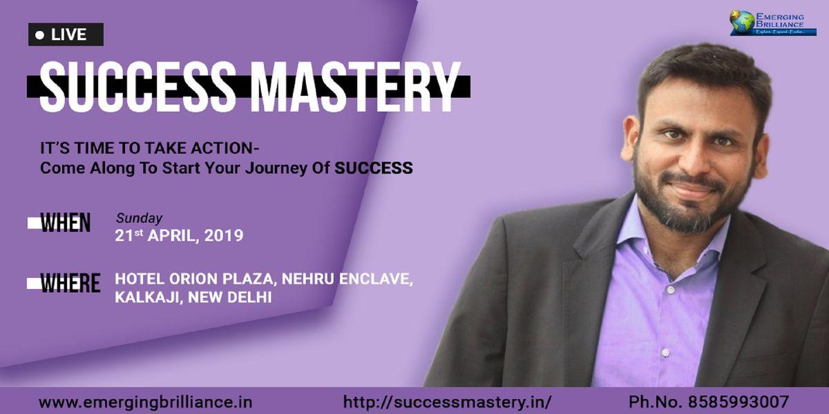 Success Mastery Workshop Delhi