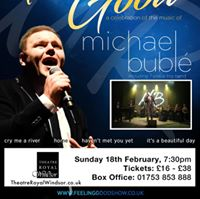 Feeling Good - Michael Bubl Tribute at Theatre Royal Windsor