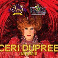 Ceri Dupree - Live &amp Proud for Pride