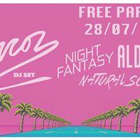 Free Party Los Porcos DJs et al.