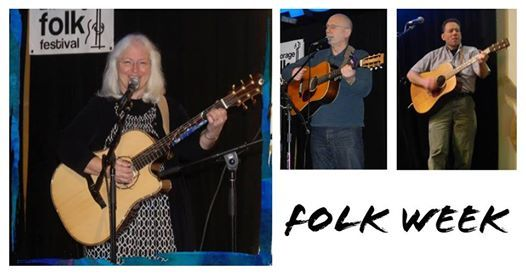 Folk Week at Organic Oasis
