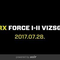 TRX FORCE 1-2 Vizsga