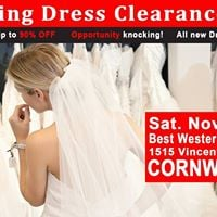 Cornwall Wedding Dress Sale