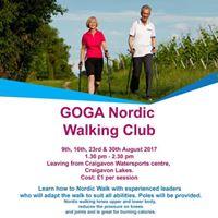 GOGA Nordic Walking Club