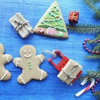 Ginger Bread Decorating &amp Tree Lighting Ceremony