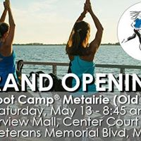 GRAND Opening Celebration of Baby Boot Camp Metairie