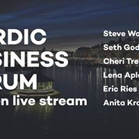 Nordic Business Forum Sweden - Live Stream